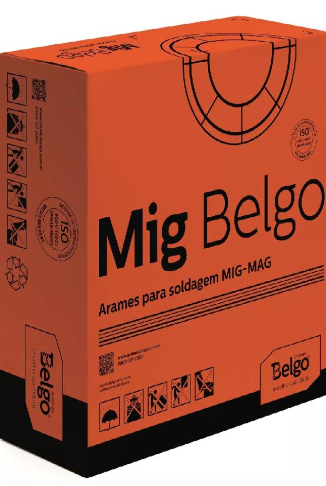 Arame de solda MIG/MAG