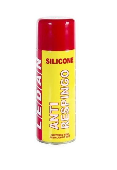 Antirrespingo em Spray Aerosol Com Silicone 500 ml - LEDAN