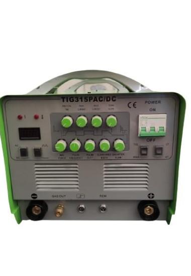 Inversora TIG WSME 315-P AC/DC Pulsada - 220V/380V Trifásica - H SOLDAS